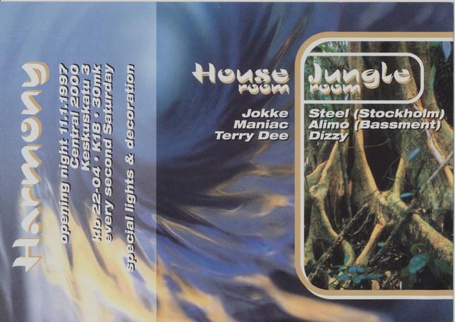 Harmony, 1997