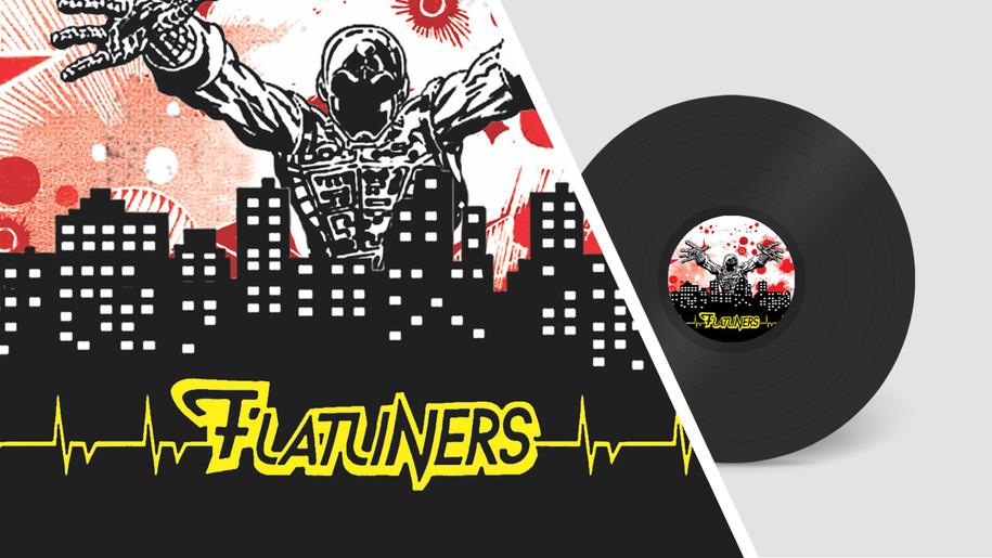 FLATLINERS #1 |Aeon Four / Nervous+Anxious / Infekto / Prime Time
