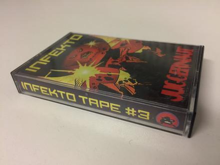 Juggernaut - Infekto mixtape, 199?