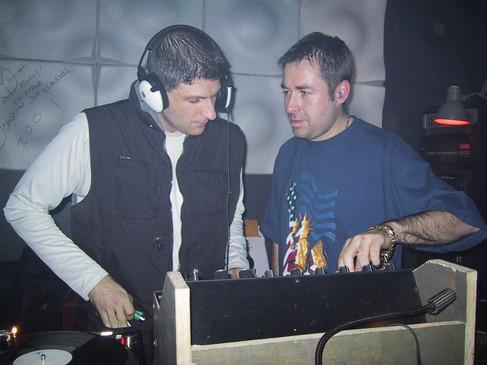 Peshay & A-Sides, Freeform 2001