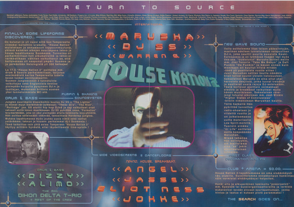 House Nation, 1997
