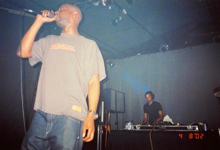 MC Conrad & LTJ Bukem, 2002