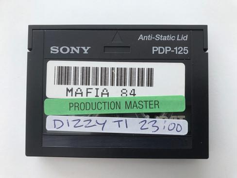 "Radiomafia ""Futura"" production master, 199?"