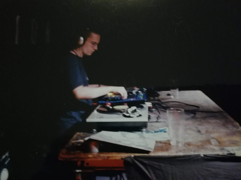 Skinfasst aka Nick Fury, Children of Dub 1999
