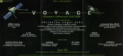 Voyage, 1996