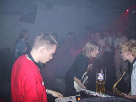 Breakwater Crew, Freeform 2001