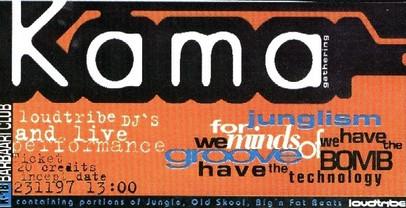 Kama, 1997