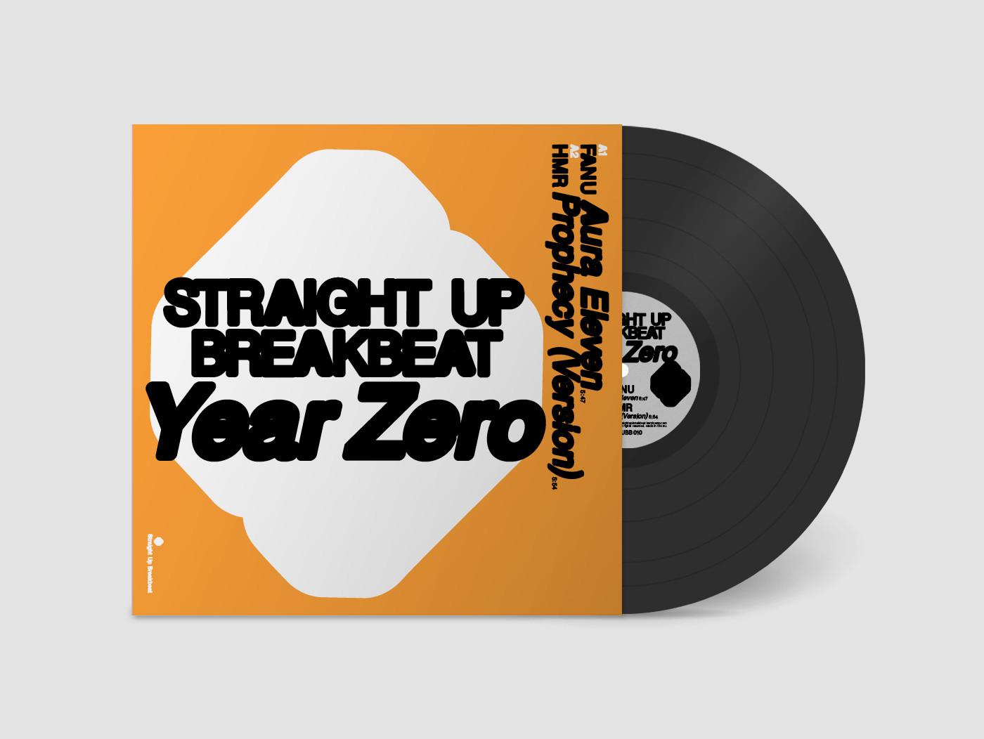 YEAR ZERO EP Fanu / Hmr / DDOG / Infader