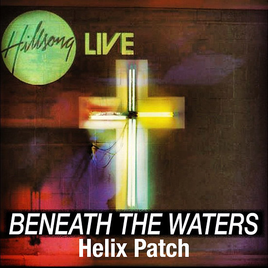 Beneath the Waters (I Will Rise) - Helix Patch