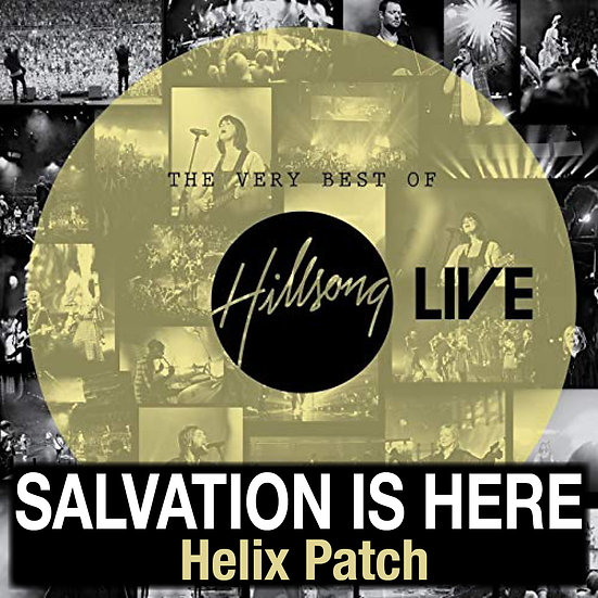 Salvation is Here - Helix Patch