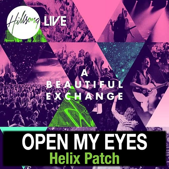 Open My Eyes - Helix Patch