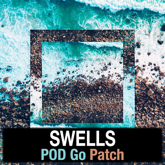 Swells // POD Go Patches