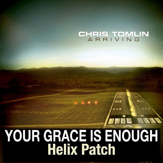 Your Grace is Enough - Helix Patch