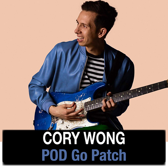 Cory Wong (Vulfpeck) - POD Go Patch
