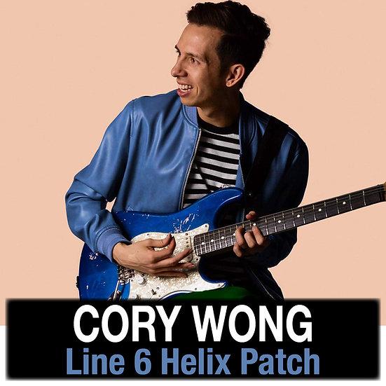 Cory Wong (Vulfpeck) - Helix Patch