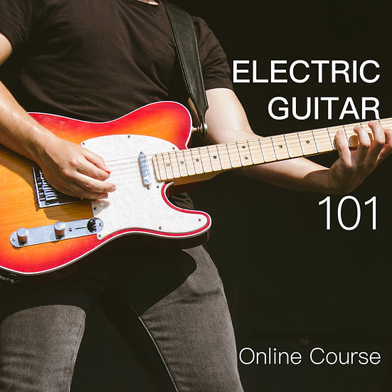 Electric Guitar 101 | Online Video Course
