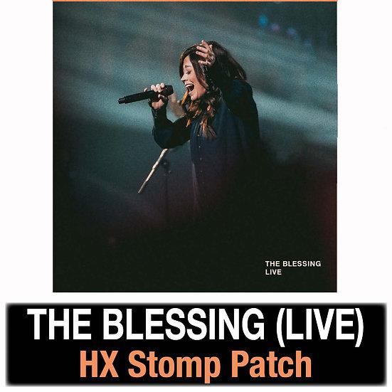 The Blessing // Elevation Worship // Kari Jobe // Cody Carnes // HX Stomp Patch