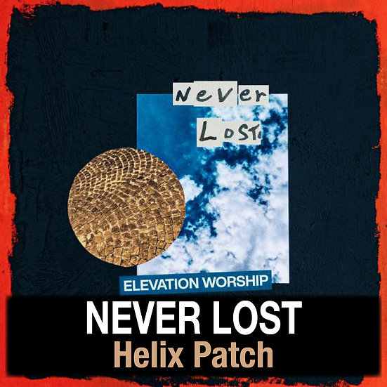 Never Lost - Helix Patch