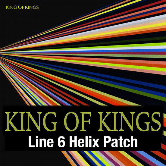 King of Kings - Helix Patch