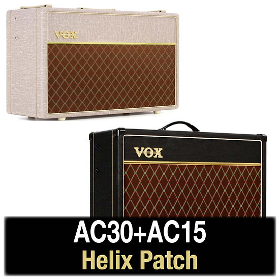 ACFawn + AC15 // Helix Patch