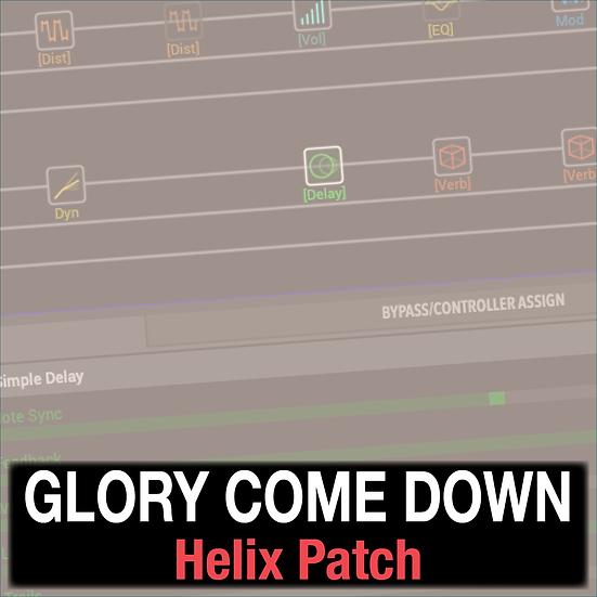 Glory Come Down // SEU Worship // Helix Patch