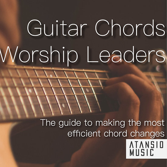 Guitar Chords for Worship Leaders | Online Video Course