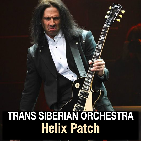 Trans Siberian Orchestra // Helix Patch