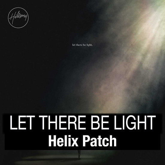 Let There Be Light - Helix Patch