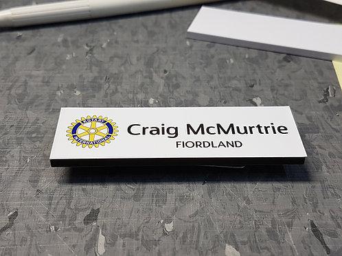 Name Badge (Standard)