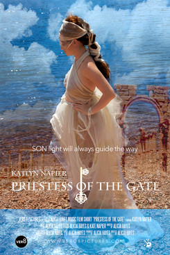 Priestess of the Gate by Alicia Hayes