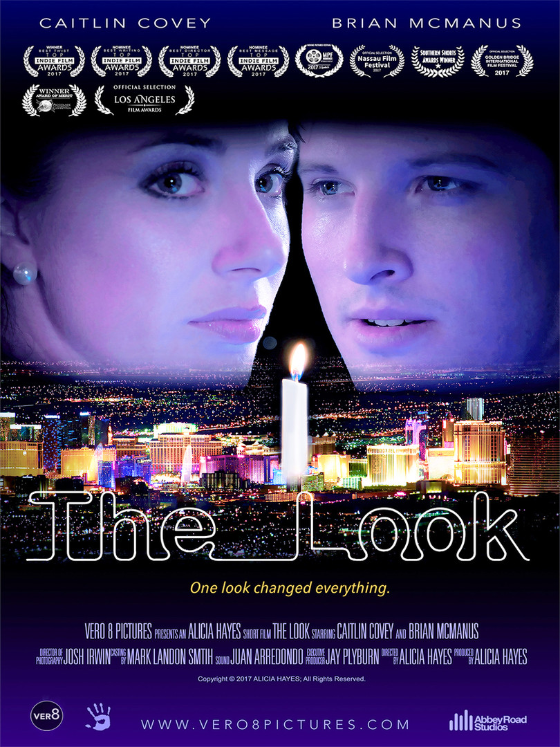 THE LOOK by Alicia Hayes