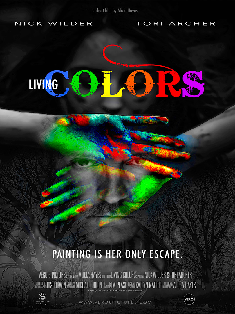LIVING COLORS by Alicia Hayes