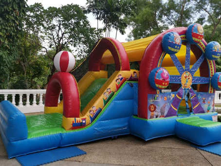 Is renting a bouncy castle essential to keep your little guests happy?