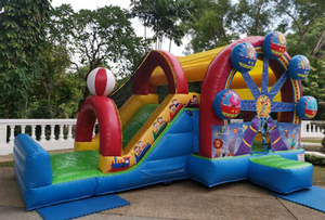 Renting a Bouncy Castle