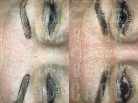 New Nanostroke Eyebrows!