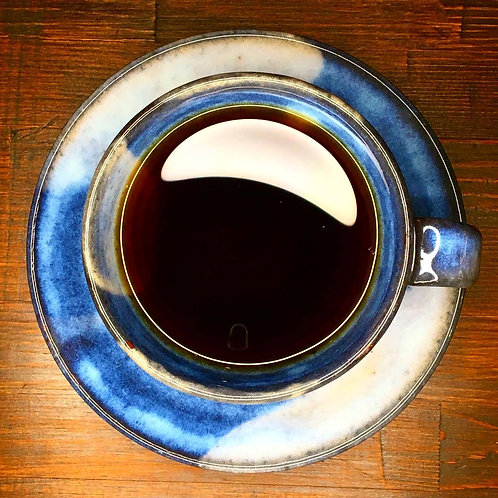 石臼挽きオーガニック&フェアトレードコーヒー(HOT)