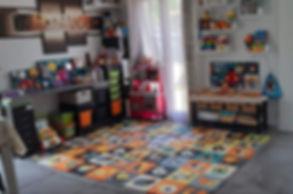 Assistante maternelle agréée sur Gignac-