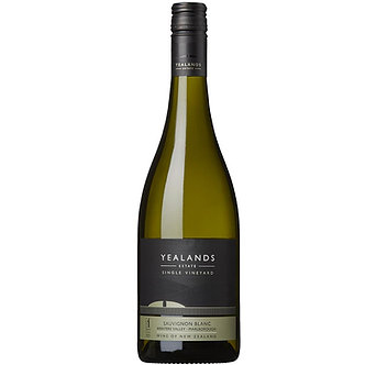 Yealands Estate Single Vineyard, Sauvignon Blanc, 2019