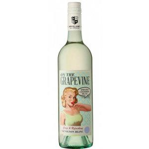 On The Grapevine Sauvignon Blanc, McWilliams, 2018