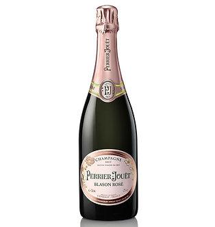 Blason Rosé Brut, Perrier Jouët, NV