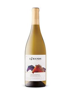 2016 Chardonnay, 14 Hands