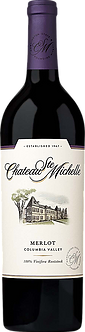 Columbia Valley Merlot, Chateau Ste. Michelle, 2016