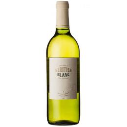 Jacques Veritier Blanc, Vin de France, 2019
