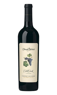 Cold Creek Cabernet Sauvignon, Chateau Ste. Michelle
