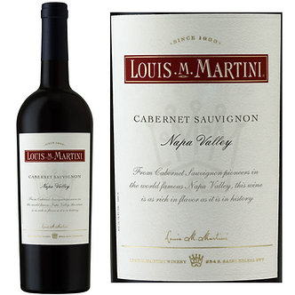 2016 Napa Cabernet Sauvignon, Louis Martini
