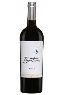 2017 Merlot, Bonterra Organic Vineyards