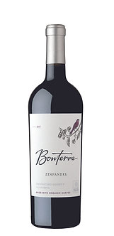 2017 Zinfandel, Bonterra Organic Vineyards