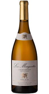 2018 Les Mougeottes Chardonnay, IGP Pays d'Oc