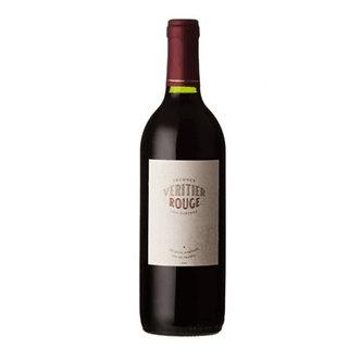 Jacques Veritier Rouge, Vin de France, 2018