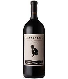 Cabernet Sauvignon, Cannonball, 2017